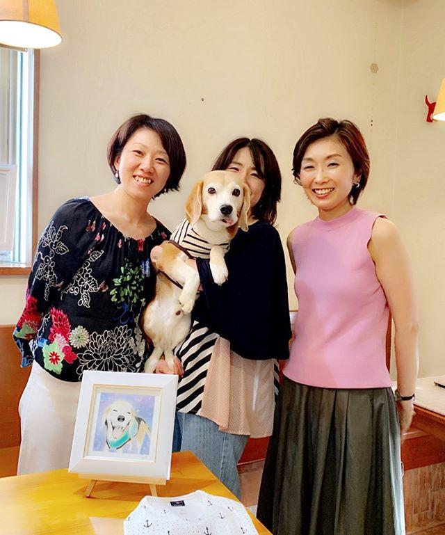 ありがとうございましたラシックゲリラショップ  andペットのオーラアートオーダー会大盛況でお開きになりました素晴らしいアートとハイレベルのペット用品を皆さまと大切な家族にお届け出来ましたご一緒にイベントを盛り上げてくださった鳥谷真弓さんYuko  Satoさんと共に心より感謝申し上げます。ありがとうございました#ラシックゲリラショップ#ペットのオーラアート#アニマルコミュニケーターsachiko#ありがとうございます (Instagram)