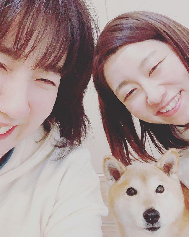 動画撮影でした今日は整体師の由貴先生@inuseitai.kobeパートナーのはんぶんちゃんと動画撮影でしたいやーはんぶんちゃんえぇ仕事しまっせ2月29日 10時から効果的で簡単なおうちケアセミナーzoomで受講された方には特典として飼い主さんができるマッサージの動画をプレゼントします️#歩くいぬ #犬の整体#ペットライフコミュニケーター #上恵野倖子 (Instagram)